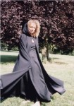 """Scottish Widows""-style Cloak"