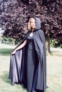"""Scottish-Widows""-style Cloak"
