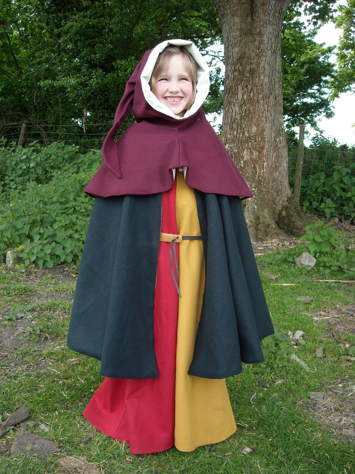 Kirtle at Cloak'd and Dagger'd