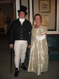 regency ballgown