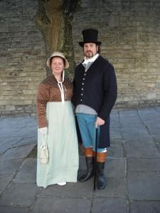 Regency Daywear