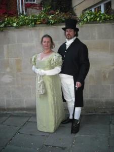 regency eveningwear