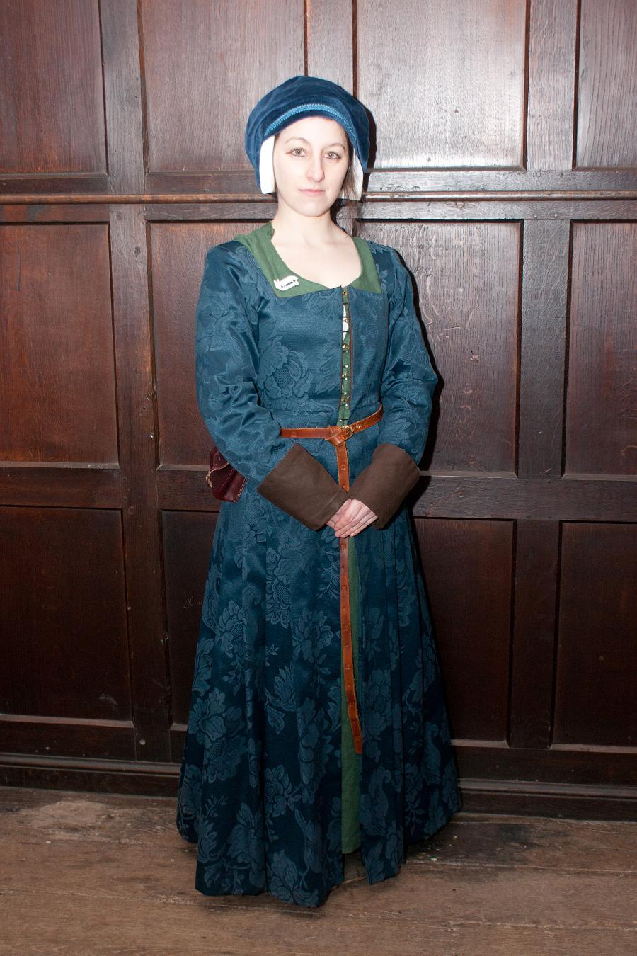 Tudor at Cloak\'d and Dagger\'d